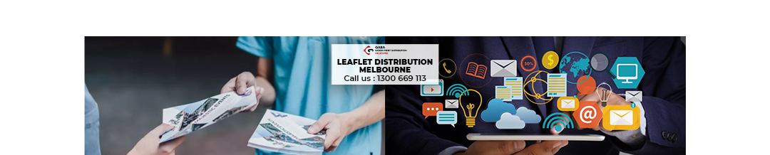 What is the prospect of Leaflet distribution in the technological era?