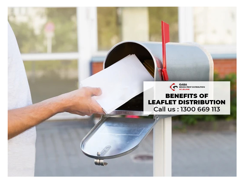 How Letterbox Distribution provides benefits to Real Estate agents?