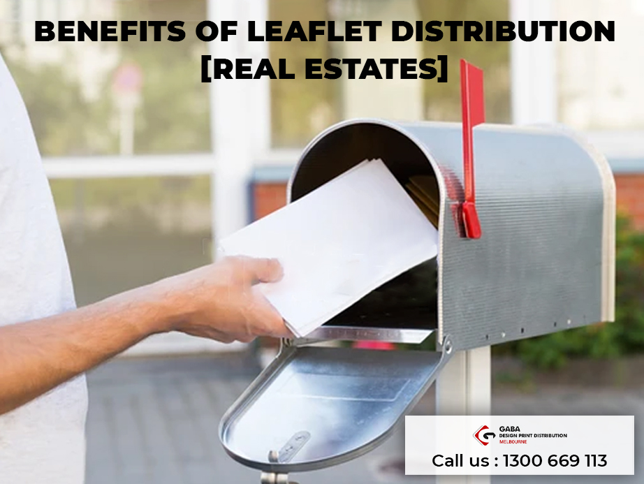 Letterbox Distribution Melbourne